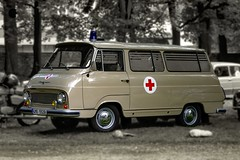 Škoda 1203 sanitka
