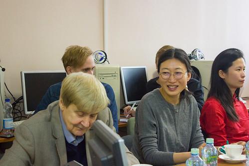 Сен 22 2017 - 14:49 - Дом национальных литератур при Литинституте. Встреча с китайскими писателями