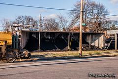 NS 738 Derailment | NS Memphis District West End