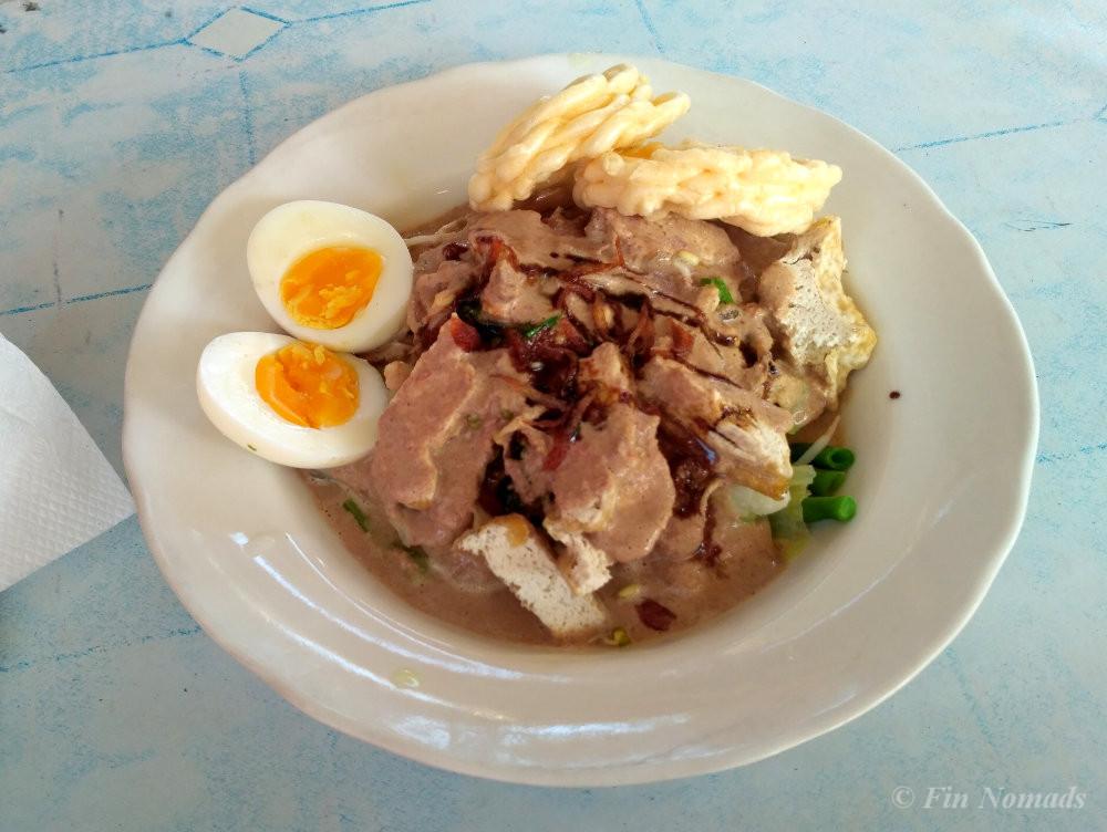 gado gado Lombok