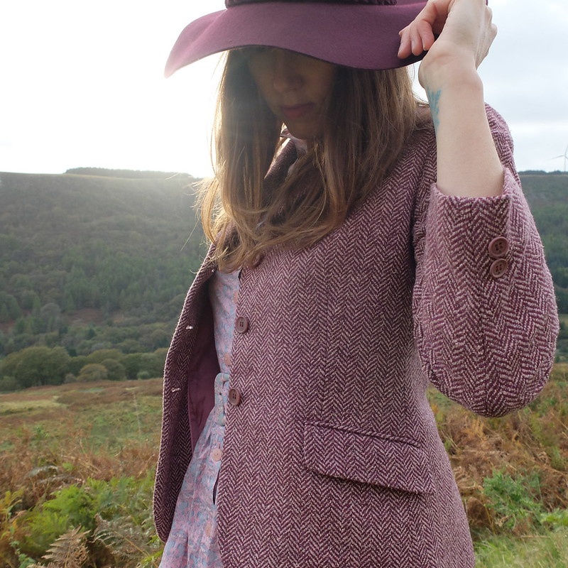 Pink Autumn @porcelinasworld