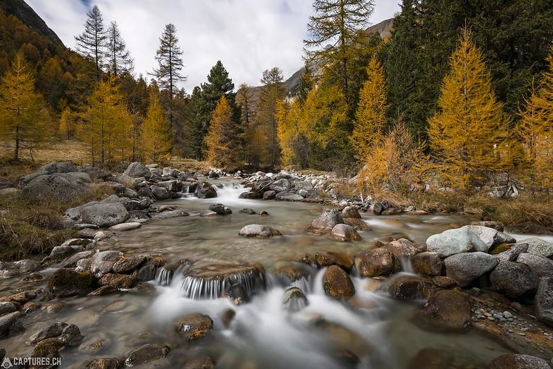Little cascade - Val Bever