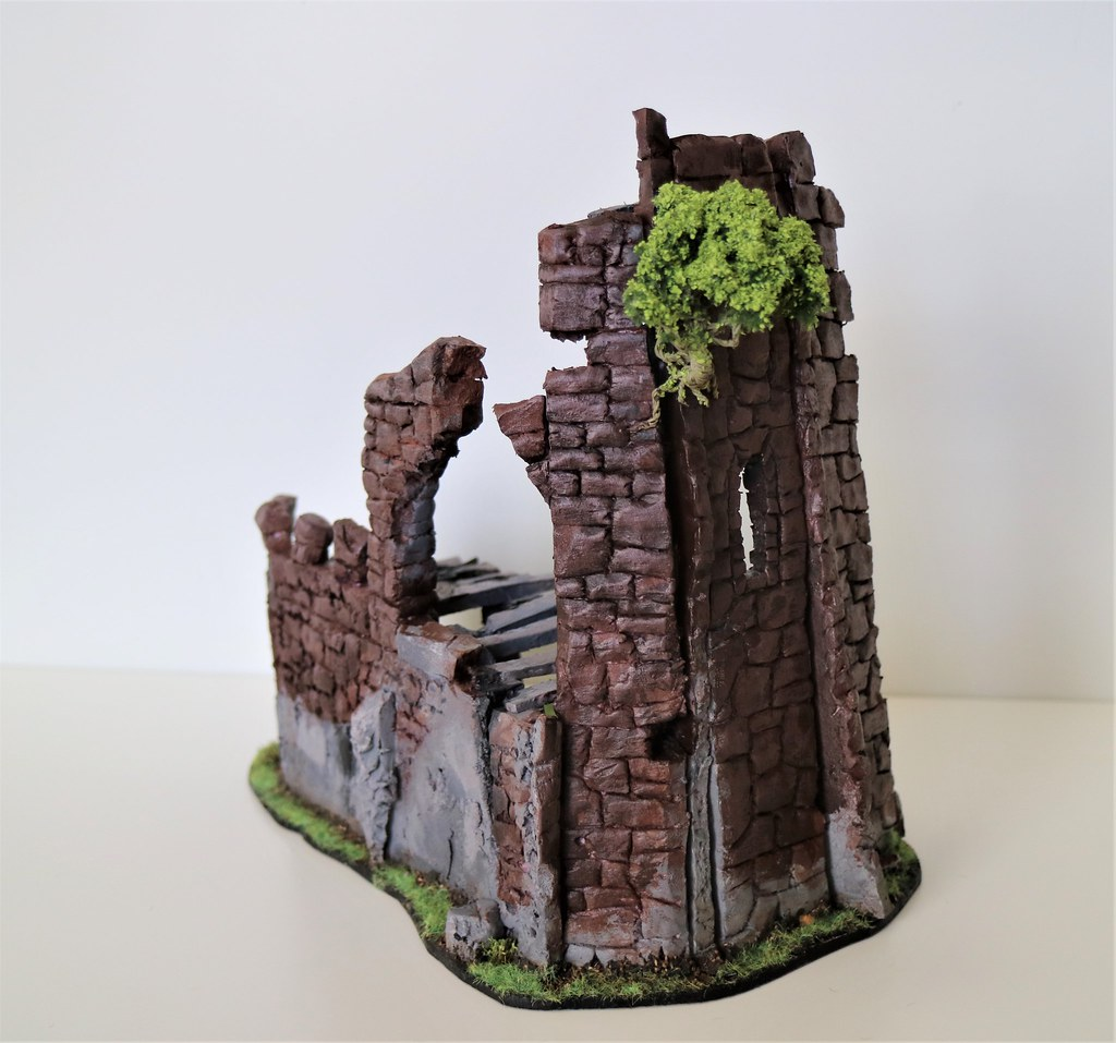 Runewars Miniatures Stronghold Front