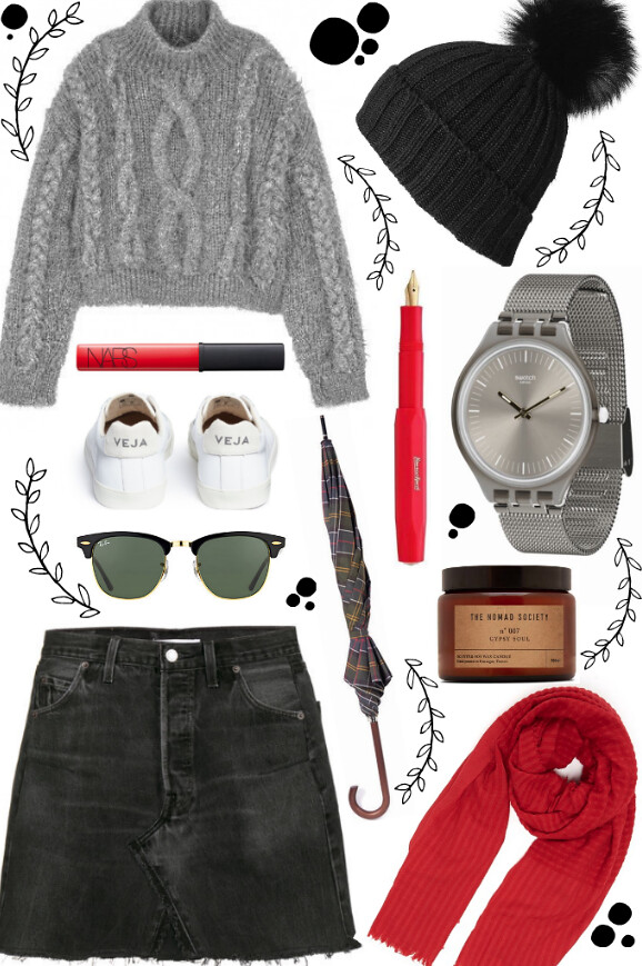 autumn lust list, autumn must haves, fashion, katelouiseblog, swatch, swatch watch, tic watches,