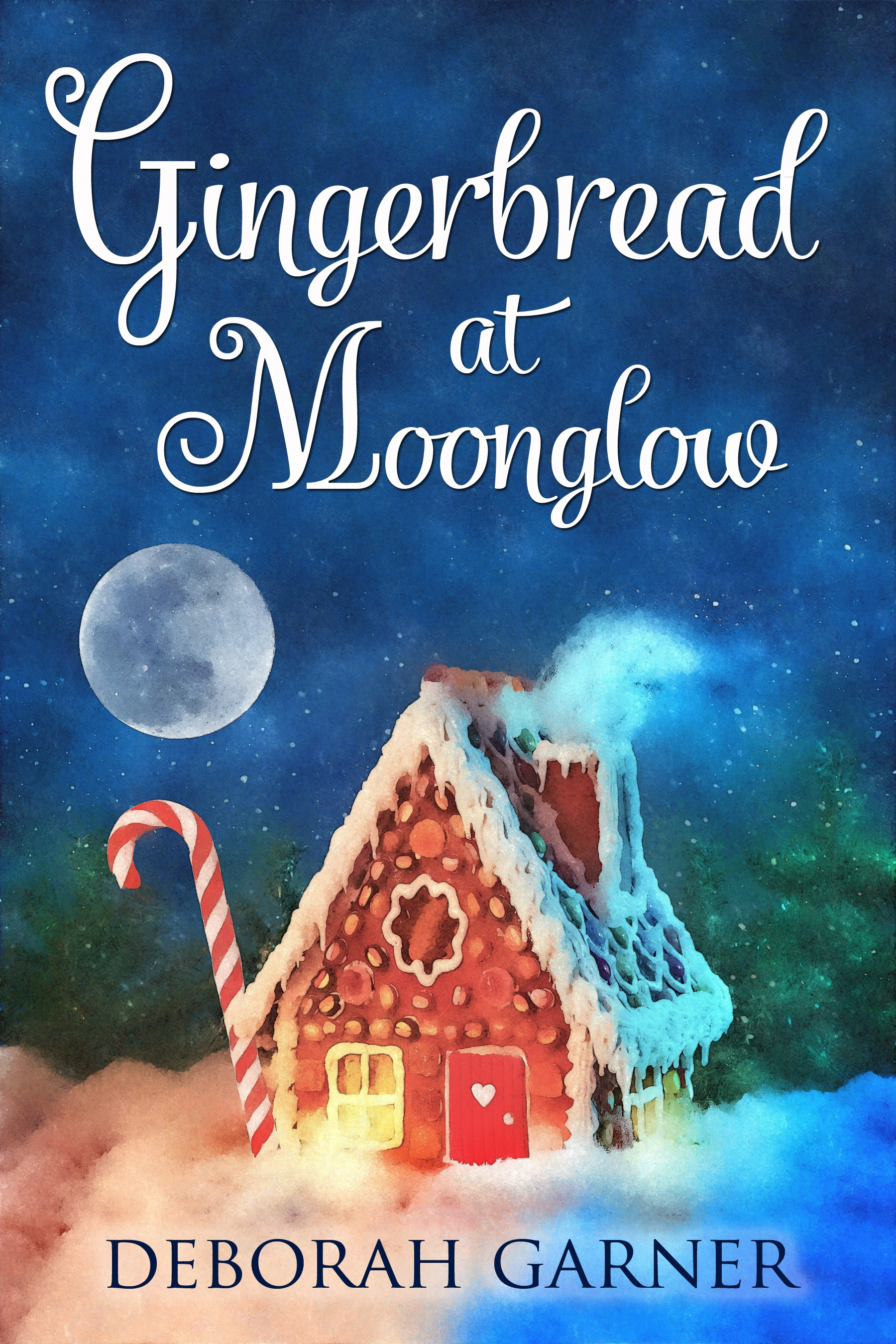 Gingerbread at Moonglow, The Moonglow Christmas Series, Book 3