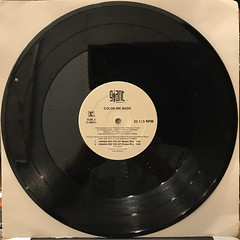 COLOR ME BAD:I WANNA SEX YOU UP(RECORD SIDE-B)