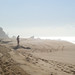Alone on he Beach por sarider1