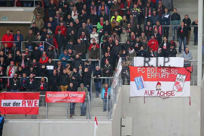 5.11.2017  FC Rot-Weiss Erfurt vs. Sportfreunde Lotte