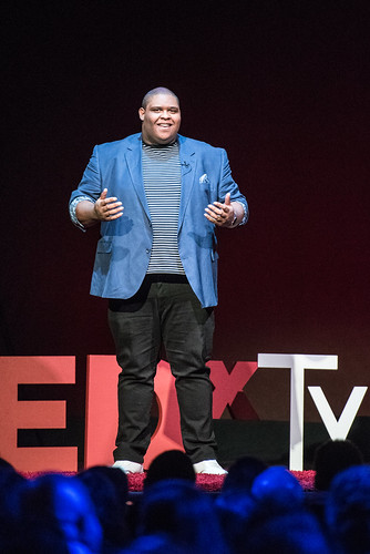 TEDxTysonsSalon @ Wolf Trap (Jabari Lyles)