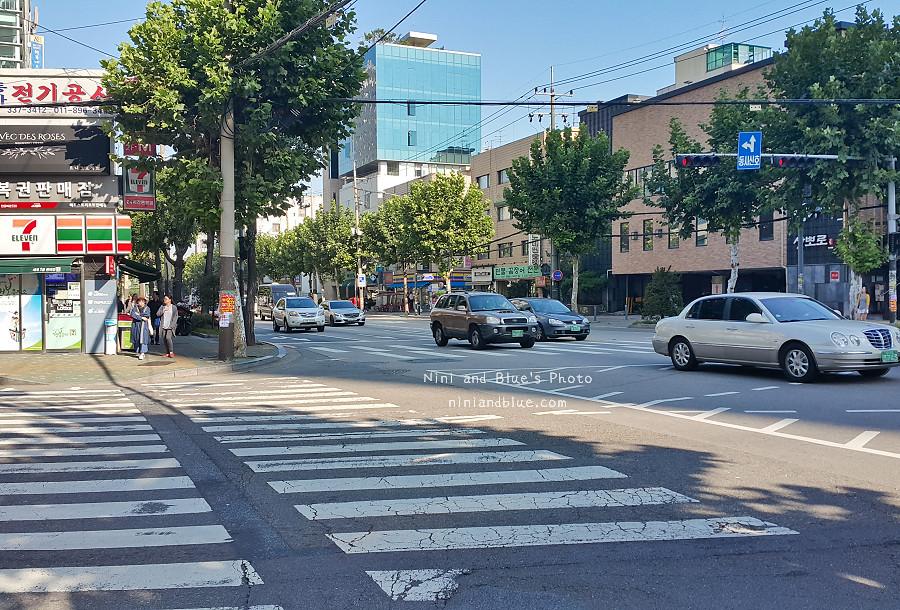 韓國首爾弘大住民宿most31