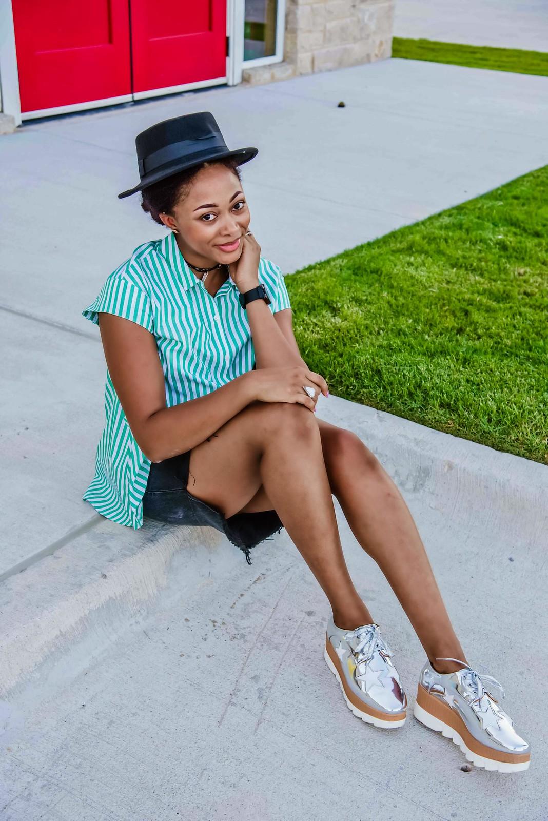 Dallas natural hair blogger