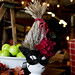 Halloween Flowers - Photo by Mandy Stansberry Photography, Floral design by Lenzee Bilke of Madeline's Flowers in Edmond, Oklahoma