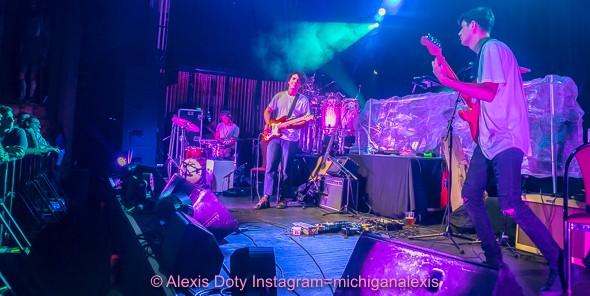 Thievery Corporation wsg City of the Sun @ Detroit Fillmore