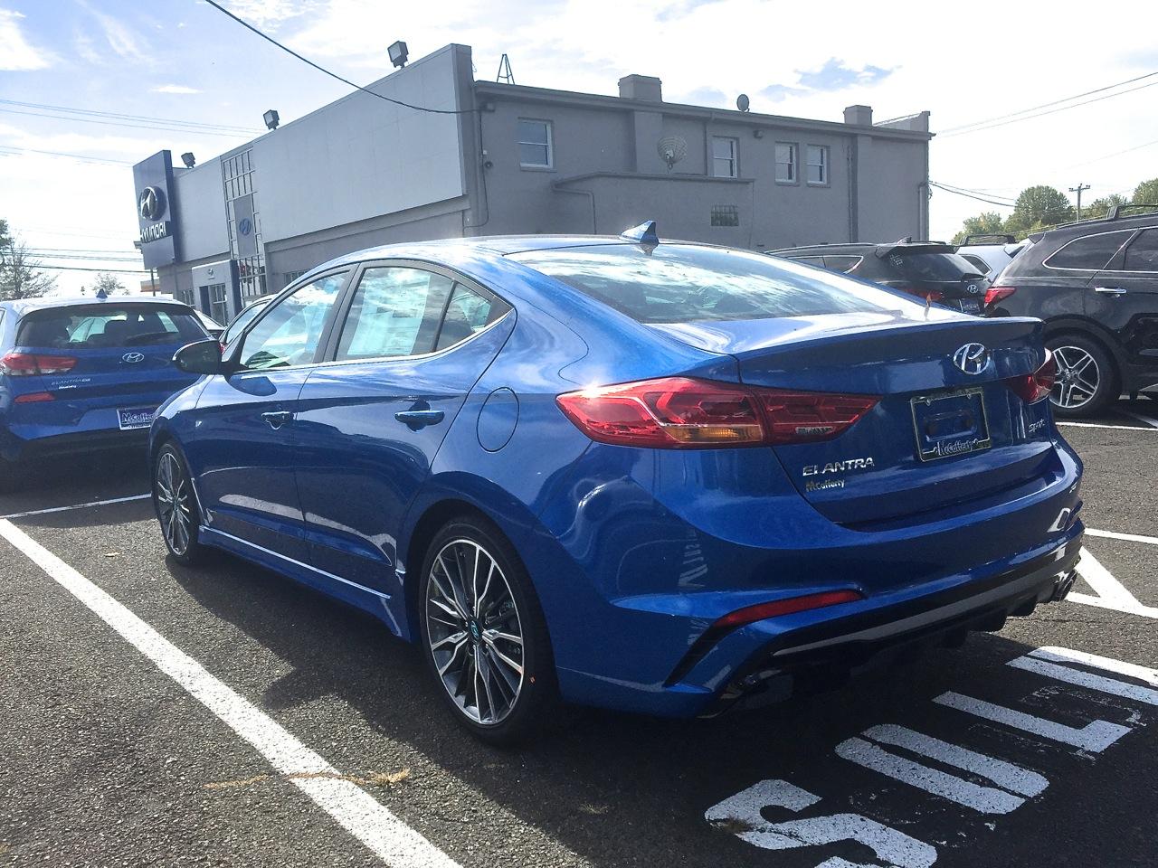 Hyundai Elantra Sport 15