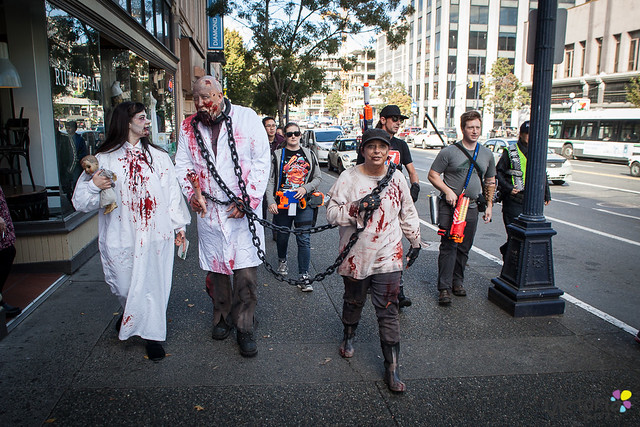 Victoria Zombie Walk - 2017 (18)