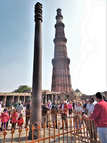 i-delhi-qutab minar-unesco (15)-pilier de fer