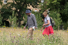 Lewisham Peoples Day 2017 at the community garden