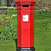 Replica Victoria Hexagonal Pillar Box