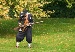 Sep 30: Musketeer Combat Preparation