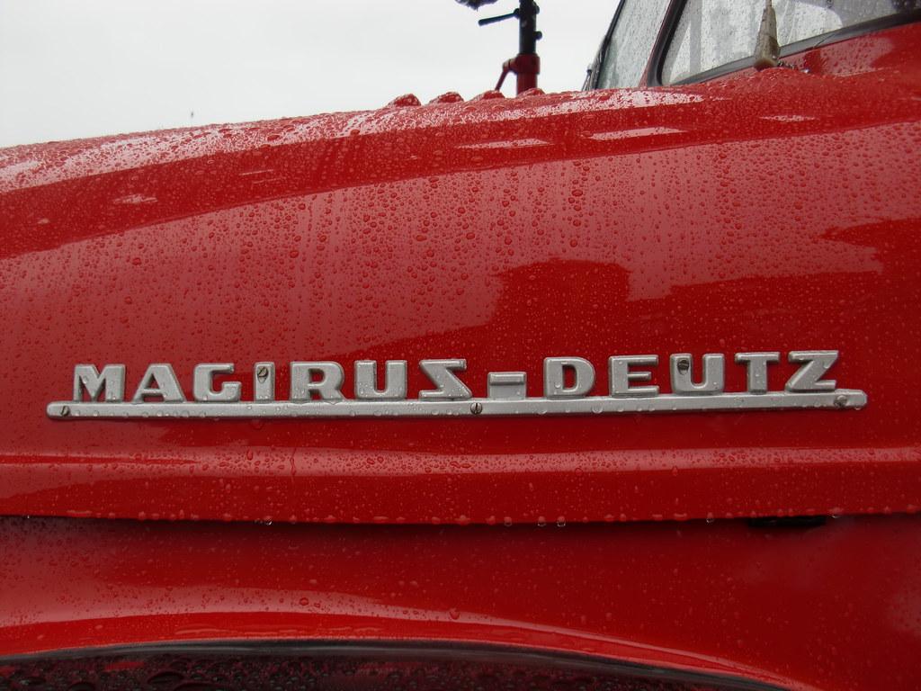 LOGO MAGIRUS DEUTZ