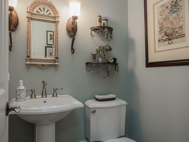 Powder Room-Housepitality Designs