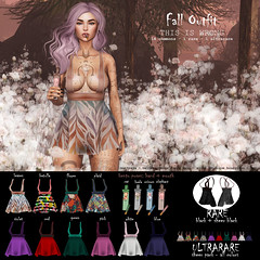 THIS IS WRONG Fall outfit GACHA - exclusive for Suicide Dollz