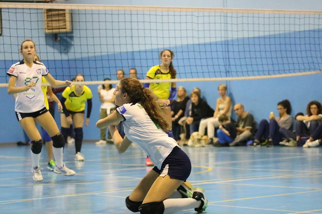U14 Bianca 14 Ottobre 2017 Bracco Pro Patria  - Scuola Volley Segrate 0 - 3