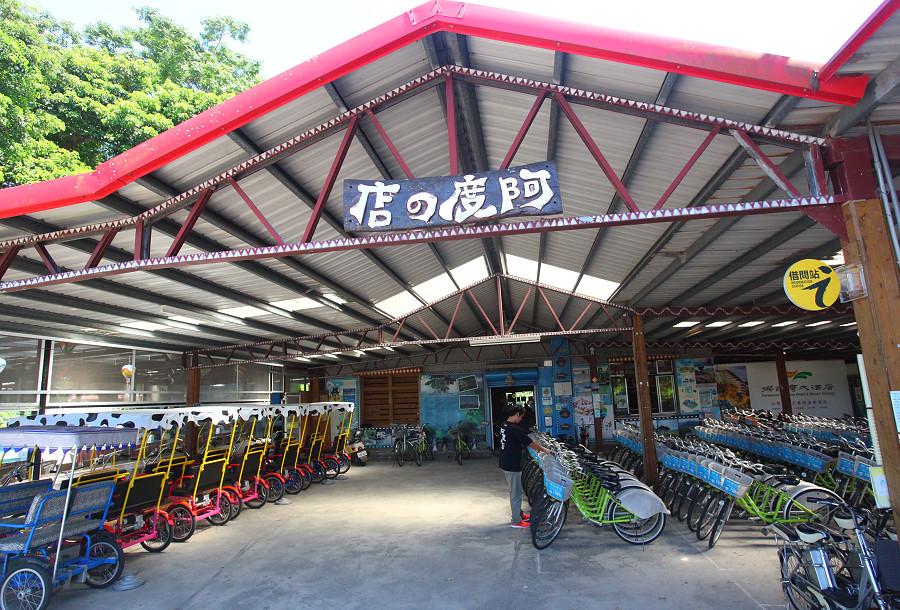 台東景點龍田自行車道B17