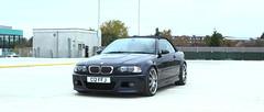 BMW E46 M3 CONVERTIBLE SMGII