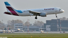 Eurowings AIRBUS A320-214 (D-ABNK)