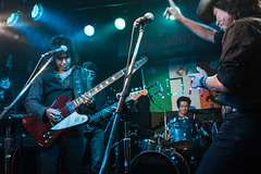 Rory Gallagher Tribute Festival in Japan - jam session at Crawdaddy Club, Tokyo, 21 Oct 2017 -00520