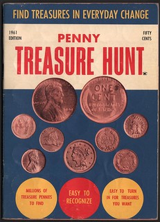 Treasure Hunt front cover