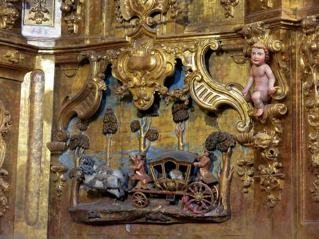 Retablo de Monasterio de Santa María de Valdediós