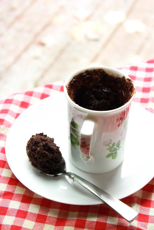 The Best Chocolate Mug Cake