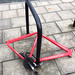 Mersey Square - 'At  least the thieves never stole my bike frame'