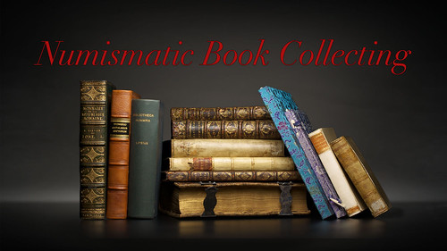ANS Money Talks Numismatic Book Collecting