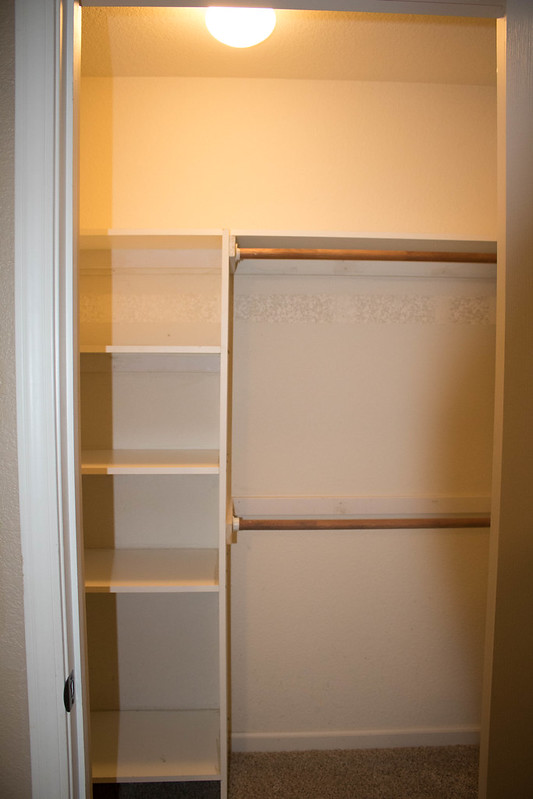Closet in my Office Room