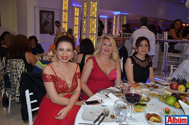 Aynur Özcan, Figen Özcan, Dr. Füsun Ehliz Kırteke