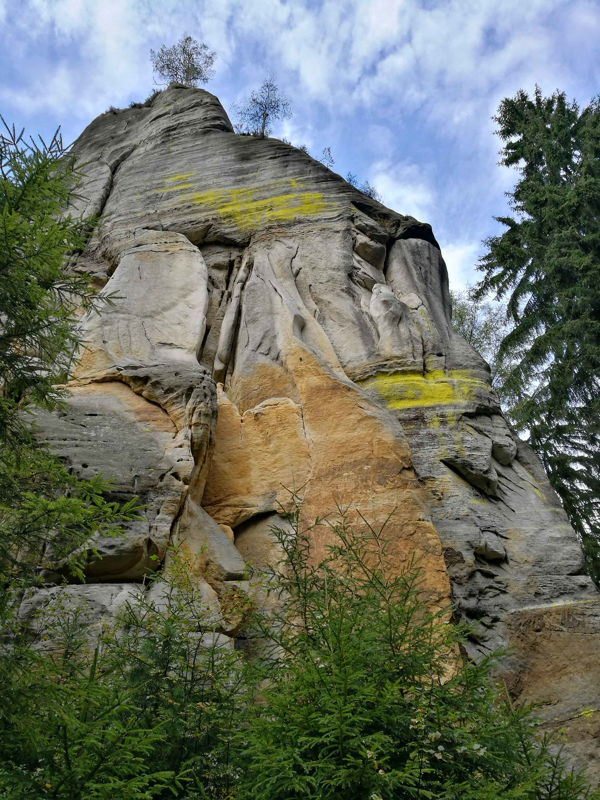 Trekking in the Czech Rock Towns