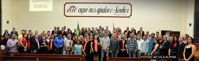53º Aniversário AD Vila Alpina/Jd. Elba