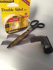 Long film leader idea.