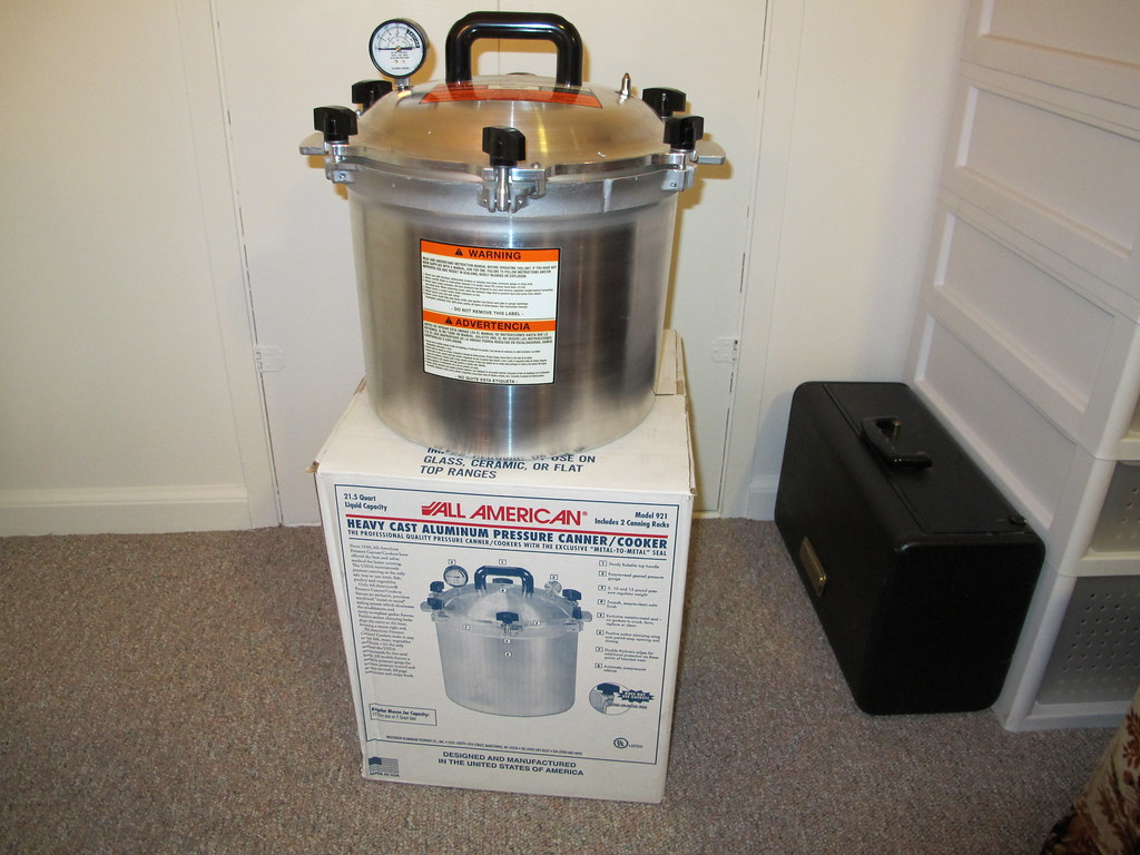 My All American Canner