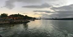 La Marina Sunset Panorama