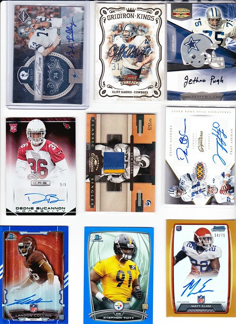 99cdc6e99 Auto s a few others for TRADE ONLY - Blowout Cards Forums