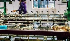At Suzhou Number 1 Silk Factory, China
