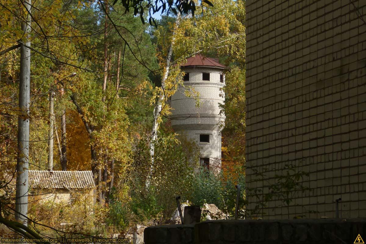 Закинутий піонерський табір «Салют»
