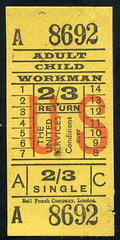 ticket - united services 2and3
