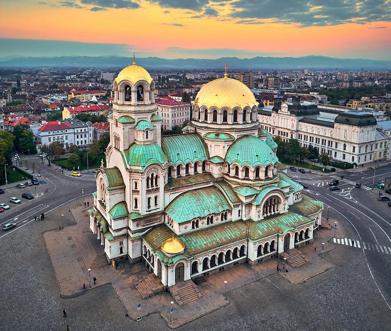 Cathedral Saint Alexander Nevsky
