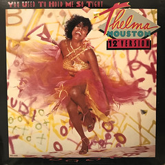 THELMA HOUSTON:YOU USED TO HOLD ME SO TIGHT(JACKET A)