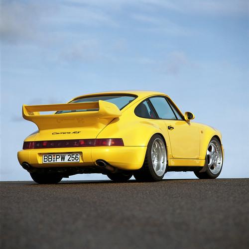 PORSCHE 1993 911 CARRERA RS 3.8L (964) 002